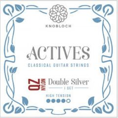 Knobloch ACTIVES DOUBLE SILVER QZ NYLON 500ADQ  High Tension