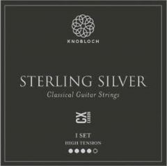 Knobloch STERLING SILVER CX CARBON 500SSC  High Tension