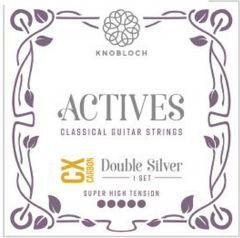 Knobloch ACTIVES DOUBLE SILVER CX CARBON 600ADC  Super High Tension